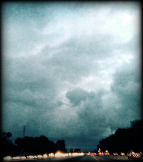 Storm is coming