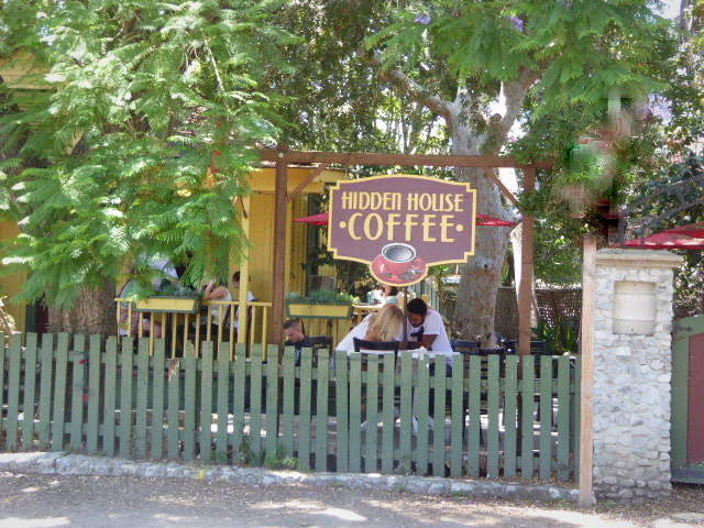 Hidden house coffee