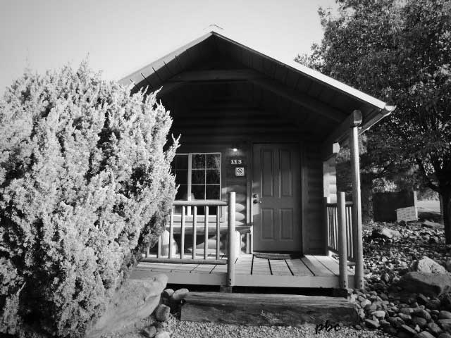 Cottage-black-and-white